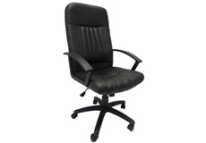 Managerial chair leather